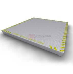 Весы платформенные электронные врезные ВЭП-X-В