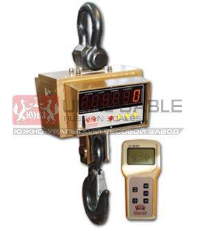 Электронные крановые весы