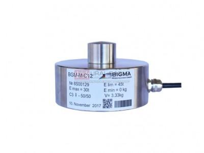 Тензометрический датчик BGM-M-C12 BIGMA (Германия)