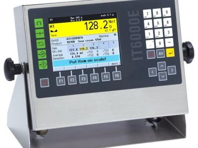 Терминал весоизмерительный IT6 (6000) (цифровой) SYSTEC (Германия)