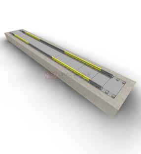 Вагонные Стато-Динамические весы. Комплекс ВЖД-ДВ. Фундаментное исполнение